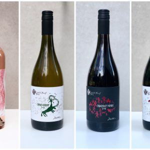 Mix of wines on Maker2u