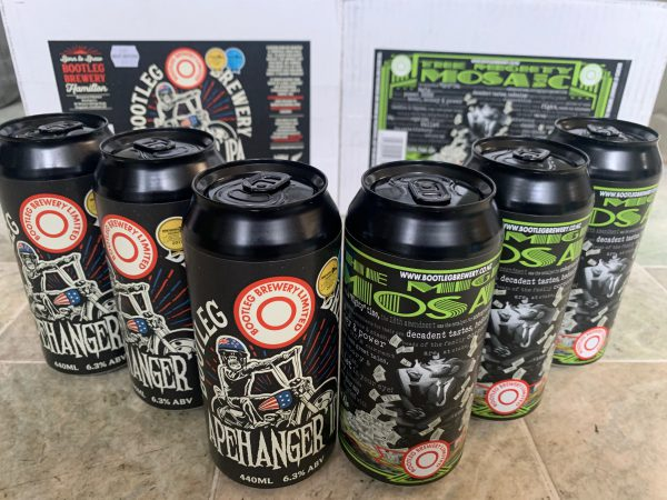 IPA Mixed case six Pack 440ml Cans