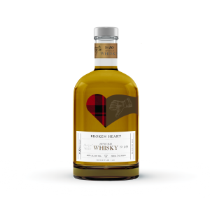 Spiced Whisky