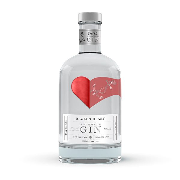 Navy Strength Gin