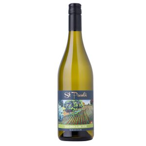 St Pauli Vineyard Sauvignon Blanc 2018 – Case of 6