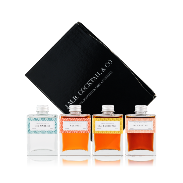 Classic Cocktail Gift Set